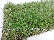 The cheapest price with the good quality China garden decorative artificial grass in planters
