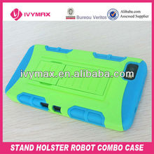 For blackberry mobile phone z10 robot holster combo case
