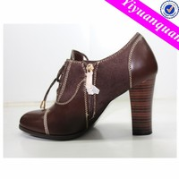 Best Selling Shoes for Women / Thick Heel Spring Shoes for Woman