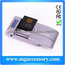 Universal de cámara digital Cargadores de batería puede trabajar para 1.2V/3.7V/7.4V baterías li-ion