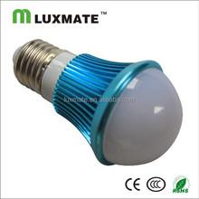 E27 Aluminum 3 5 7 9W led bulbs china/led bulb price