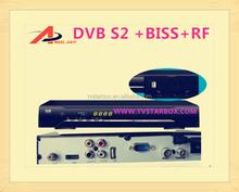wholesale best quality dvb s2 with wifi iks power vu system dvb s2 satellite receiver