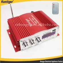 Hot sell! Kentiger vacuum tube car amplifier, karaoke amplifier
