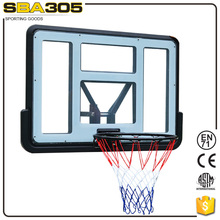wholesale good sale glass backboard for basketball