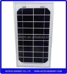 low price mini solar panel 5watt monocrystalline from china supplier on alibaba