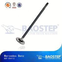BAOSTEP Reasonable Tolerance Water Proof Manufacturer Truck Rear Axle For Daf