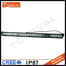 IP68 120w work light bar spot flood combo led alloy 4wd