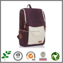 Social Audit Professional Manufacture Waterproof Travel Hiking Backpack