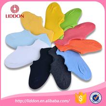 migliore qualità per lo sport in cotone abito mocassino colore nero calze da uomo ingrosso