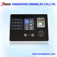 Fingerprint time attendance machine with face recognition M 310 is high-end product