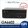 GA6602 i7 processor system mini itx desktop case