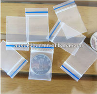 Hot pack clear plastic bags with zipper plastic bags with adhesive tape