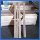 Paulownia madeira persianas/fazer cortinas de madeira