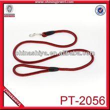 Best seller nylon braided dog leash chain link fence for dog
