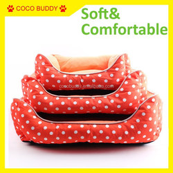 Soft and Comfortable Polar Fleece Dog Cat Bed