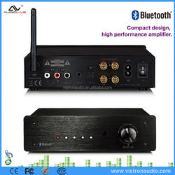 Smart Home 3 CH Mini 2X50 Watts Stereo Power Amplifier With Bluetooth / RCA/ Optical / Line In Inputs