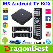 Android 4.2 Amlogic 8726 -MX 1.5GHz A9 dual core Smart TV Box Android 4.1 MX Dual Core Box 1GB 8GB