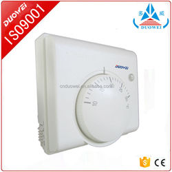 WSK-7B-4(6A) type Hot sales heat thermostat controller