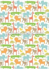 2012 Animals Wrapping Paper