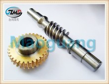 Made in Zhejiang Yuhuan Customized Upper level High precision low noise Bronze Worm gears