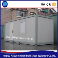 High qulity and low cost prefab container house 2015 ,expandable container house