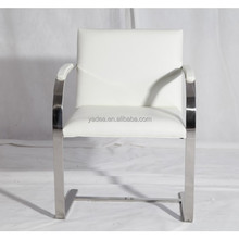 Dining room furniture made in china luxury brno leather dining chairs for sale