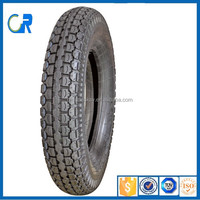 Manufacturer Hot Sale High Quality Rubber Tyre Motorized Tricycles Tyres