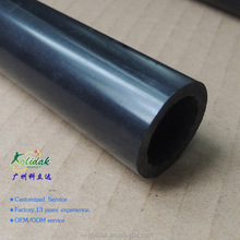 Black pvc pipe extrusion
