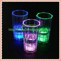 LED Shot Glass Supplier, Bullet Flashing Shot Glass Manufacturer, Rainbow Shot Glass exporter