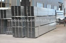 C - Structural Steel, the components of steel construction