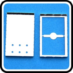 Custom weldability/solderability metal rf shield box / screen cover / shielding case from China factory manufacturer