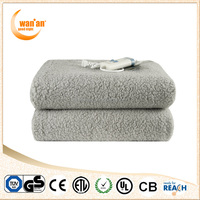 Hot Sale Synthetic Wool Cold Electric Blanket With CE/CB/GS/SAA