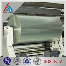 PE plastic film like aluminum metallized polyester film