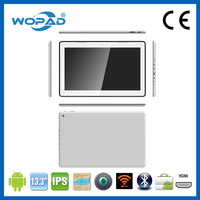 WOPAD 13.3 Inch 1920x1080 IPS Big Screen A83t Octa-Core Android 4.4 Tablet PC 2GB+32GB