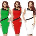 2014 nueva llegada de moda dama ropa de trabajo las mujeres vestido formal