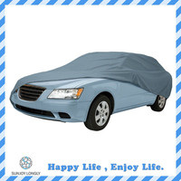 Heavy Duty PVC And Cotton Heat Protection Car Cover