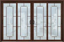 wrought iron sliding door design bedroom sliding door