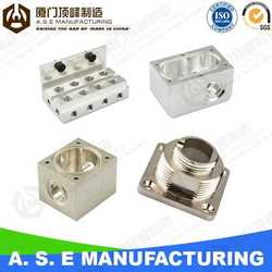 CNC turning and milling parts precision service