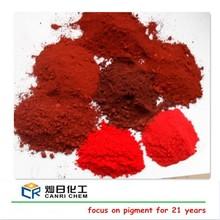 colour powder iron oxide red fe2o3 y101