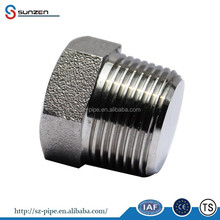 Forged High Pressure Pipe Threaded Hex Head Plug