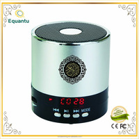 Big screen display speaker quran read arabic islamic music mp3 free download for reading with usb interface