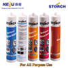 Structural Acetic cure silicone sealant, Very good adhesion on concrete