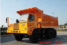 Manual Transmission 90 ton mining dump truck Mining Dump Truck 90T Off-Road Vehicles