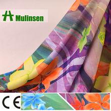 Mulinsen Textile 100% Polyester Printed Peach Skin Cloth