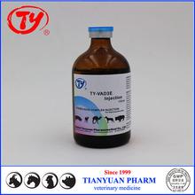 Vitamin AD3E Complex Injection Multivitamin Injection GMP Certified
