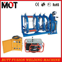 630MM HDPE pipe butt fusion welding machine