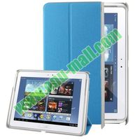 Leather Stand Case for Galaxy Note 10.1 2014 Edition P600