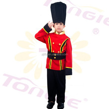 Russia Soldier Costume Party Funny Russia Warrior Costumes For kids carnival