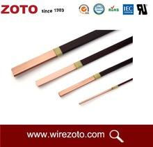 High heat resistance enamel copper magnet wire