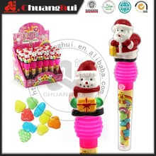 Christmas Toy Candy/Santa Claus/Snowman Candy Toy